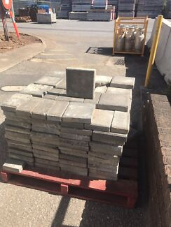 Free - 70 M2 of pavers