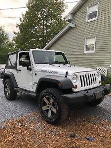 2012 Jeep Wrangler sport ridge runner edition
