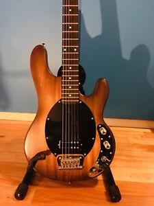 Guitare du luthier Martin Jutras