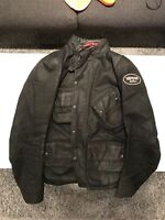 Vanson stormer jacket (medium) with extra armour!