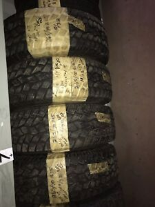 265/70R/15 Toyo Open country A-T all season tires like new