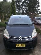 2007 Citroen Picasso Turbo Diesel - 7 seater Luxury car Bonnyrigg Heights Fairfield Area Preview