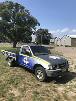 2001 Holden Rodeo