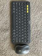 Logitech wireless mouse + bluetooth keyboard Lane Cove Lane Cove Area Preview