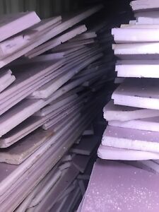 R-10 Insulation sheets
