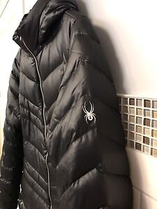 Women's Spyder Down Coat
