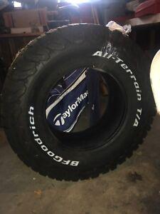 BF Good Rich All Terrain Ko2 tire
