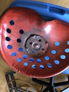Old Massey Harris Tractor seat