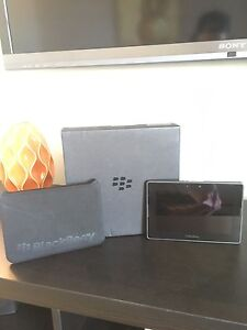 Slightly used Blackberry Playbook