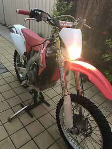 2009 Honda CRF X Secret Harbour Rockingham Area Preview