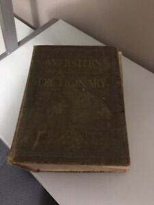 1956 Websters new twentieth century dictionary Sorell Sorell Area Preview