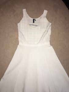 MARCIANO WHITE DRESS