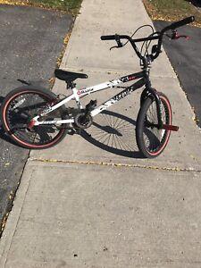 Razor BMX bike