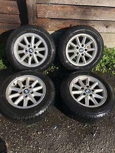 "Winter Tires 15"" on BMW rims"