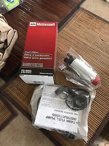 Mustang pompe à gaz walbro et filtre à gaz