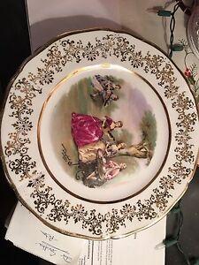 Rare Amsterdam Holland Plate