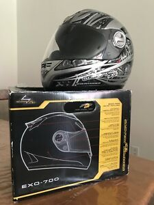 Casque de moto Scorpion