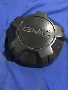 4 center cap pour GMC Canyon
