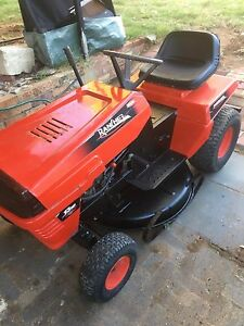rover rancher ride on mower 13 hp manual