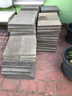 Pavers from Bunnings