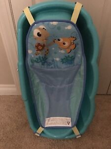 Like new baby tub. Nemo