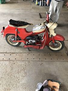 1963 Motor Scooter