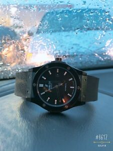 Hublot men's watch : Brand New : FRee delivery