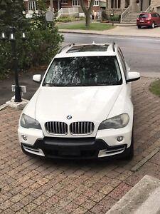 2007 BMW X5 automatique 4.8L AWD $9800