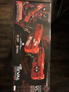 """Limited addition  Nerf Rival """"Dead Pool"""""""