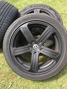 VW wheels x 4 Kiama Kiama Area Preview