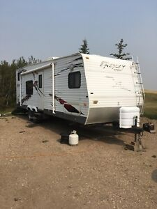 2009 Keystone Energy 260FS toy hauler