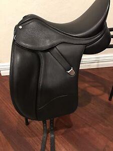 Bates Dressage + Saddle fully mounted Mundaring Mundaring Area Preview