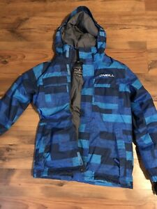 Boys snow pants and jacket