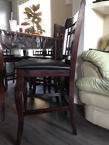 Dinning room table set for sale
