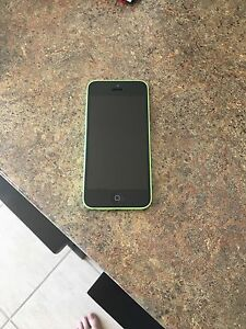 Green IPhone 5C