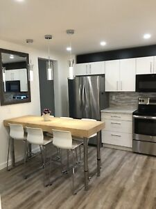 Renovated Top to Bottom ~ Two Bedroom Townhome,  NF