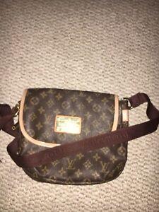 Louie Vuitton side bag