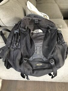 The North Face Knapsack - black