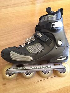 Saloman Inline Skates Beaconsfield Fremantle Area Preview