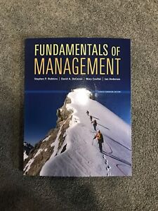 Fundamentals of Management 8th Edition