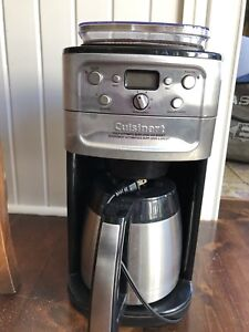 Cuisinart Burr Grind and brew