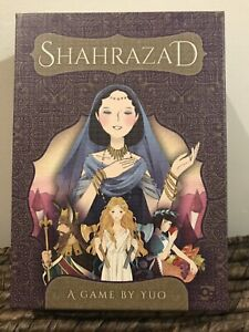 Shahrazad board game