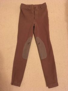 English riding Breeches youth sizes 14 and 16