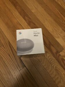 Google home mini - Brand new in sealed box