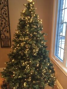 Artificial Christmas Tree in Great Condition