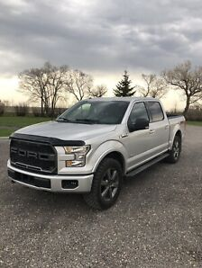 2016 F-150 FX4 package
