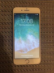 IPhone 8 Plus 64 GB Unlocked Mint Condition Back Crack Only