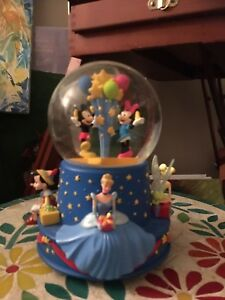 100th celebrations Disney snowglobe