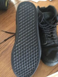 High Top Vans Mens 7.5