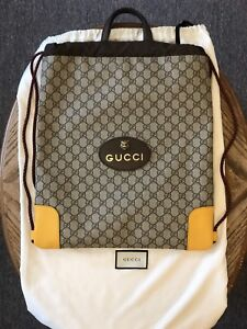 Gucci Backpack 100% authentic(new)